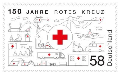 150 Jahre Rotes Kreuz