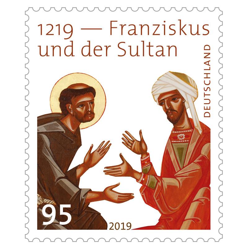 1219 – Franziskus und der Sultan