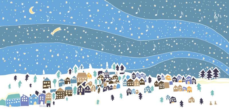 Weihnachten Stille Nacht