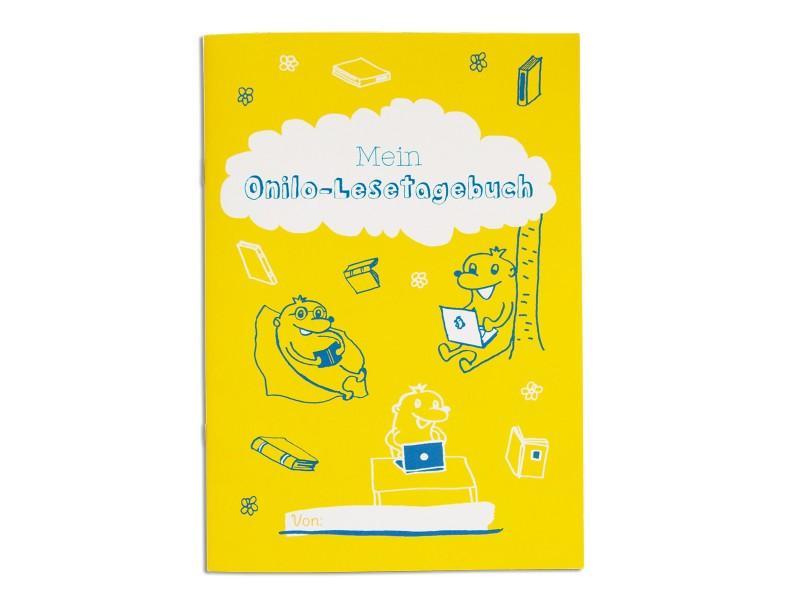 Onilo Lesetagebuch